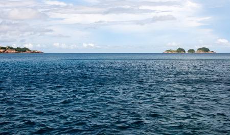 pulau: Sea at Pulau Redang, Malaysia Stock Photo