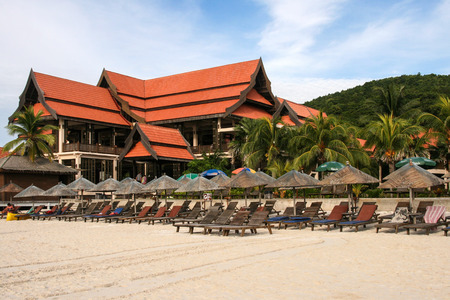 pulau: Resort at the Pulau Redang, Malaysia