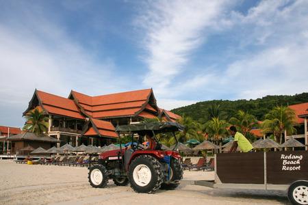 redang: Resort at the Pulau Redang, Malaysia