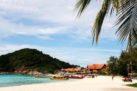 pulau: Resort at Pulau Redang, Malaysia Editorial