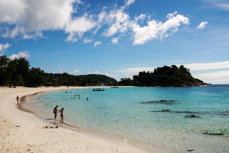 redang: Beach at Pulau Redang, Malaysia