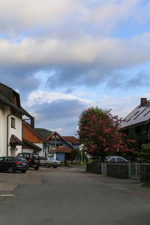 frankfurt: the landscape in a town,frankfurt, germany