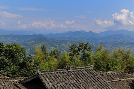 miao:  miao village,guizhou,china