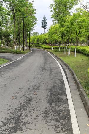 chengdu: the park in chengdu,china