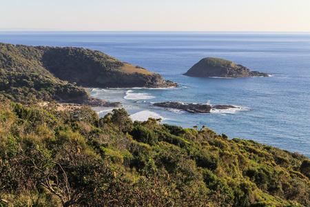 nature landscape: Nature landscape view of Australia  Stock Photo