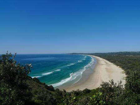 byron: The nature landscape view in Cape Byron, Australia