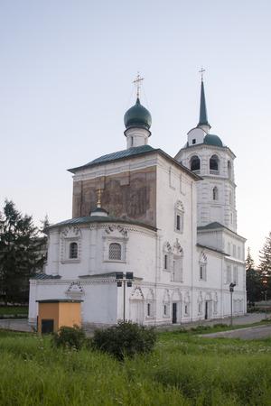 saviour: cathedral of christ the saviour in Irkutsk ,russian federation