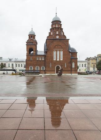 church in in vladimir,russian federation