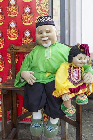 beeldverhaalambacht in winkelvenster, Russische federatie