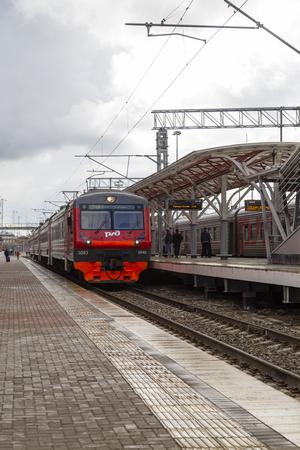 railway station: kazan railway station in russian federation