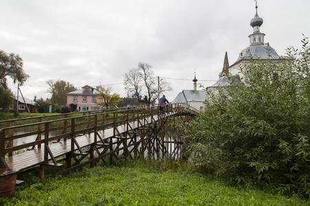 pokrovsky monastery in suzdal,russian federation Stock Photo