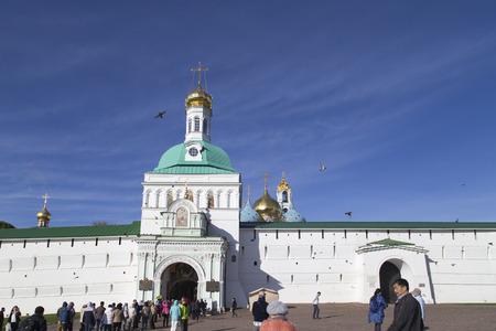 sam sergei abbey in  russian federation