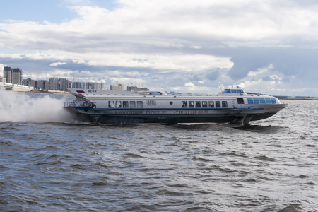 aéroglisseur: st peterburg speed boat