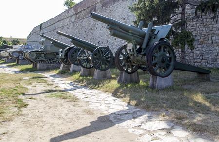Kalemegdan Citadel in Serbia