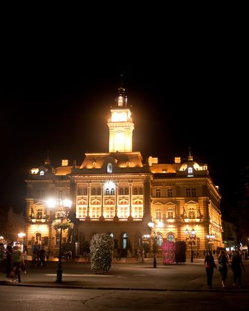 governor: state, house, capital, building, capitol, governor; novi sad; serbia; goverment, nacional, political,
