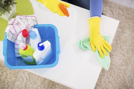 productos quimicos: Cierre de la limpieza de productos químicos