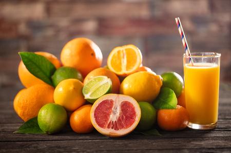 Fresh food. Ripe fruit. Citrus fruit. Vegetarian food. Fresh fruit. Mixed fruit. Fruit background
