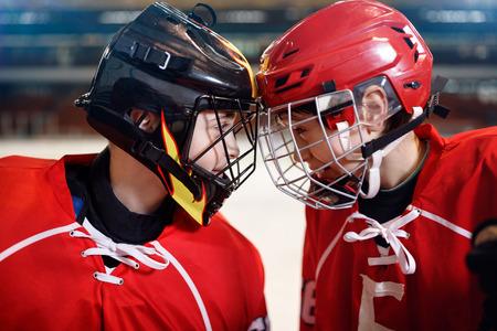 Eishockey - Jugendjungen