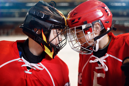 Ice hockey - Youth boys players
