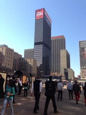 johannesburg: Johannesburg Africas class city