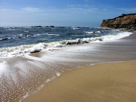 expanse: Half Moon Bay Beach