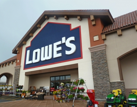 home appliances: Lowes is a U.S.-based chain of retail home improvement and appliance stores. Founded in 1946 in North Wilkesboro, North Carolina, the chain now serves more than 14 million customers a week in its 1,710 stores in the United States and 20 in Canada. Editorial