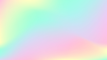 Holographic neon background. Wallpaper Stock Photo