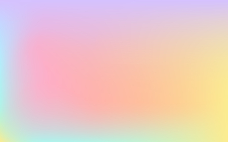 Vector background in light pastel rainbow colors 向量圖像