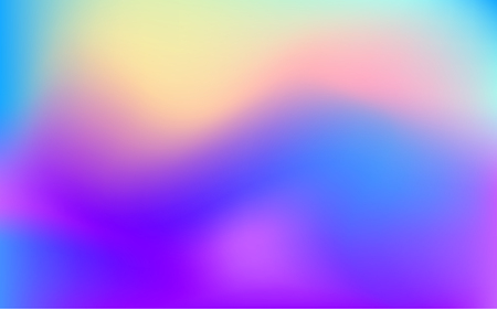 Vector background in purple pastel rainbow colors