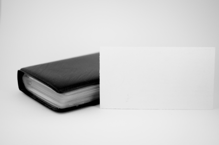 Business Card Holder photo