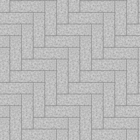 Seamless pavement pattern  Background, texture Vector