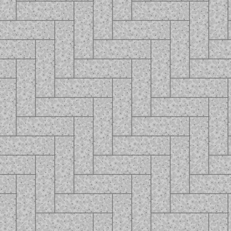 walkway: Seamless pavement pattern  Background, texture