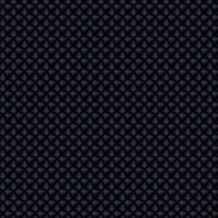 Nahtlose Leder-Muster. Hintergrund, Textur. Vektorgrafik