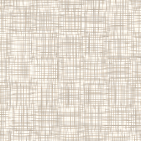 Background With Threads, Natural Linen.  Illustration Vector