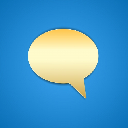 Speech Bubble Stock Vector - 18814416
