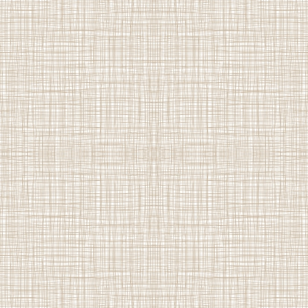 Seamless Natural Linen Pattern  Vector Illustration