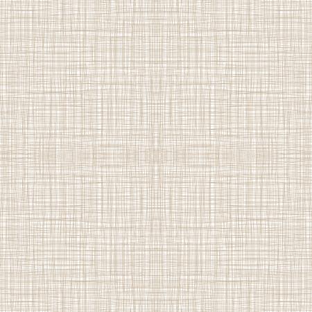Seamless Natürliche Leinen Muster Vektor-Illustration