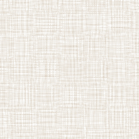 Background With Threads  White Brown Linen  Vector Illustration