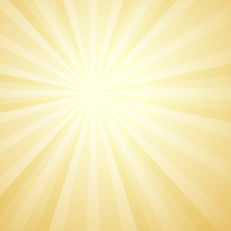 Sunburst Background. Card Template. Vector Illustration Vector