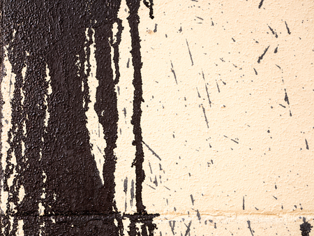 Dripping paint at an wall, texture. Stock fotó - 81647828