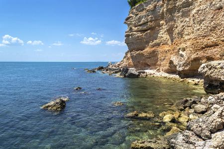 The coast of Mattinata - Gargano - Apulia