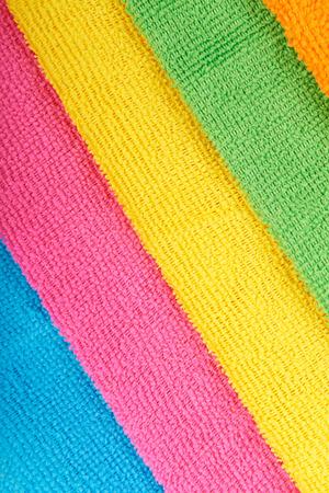 Microfiber cloth background photo