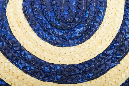 haulm: Braided abstract straw Stock Photo