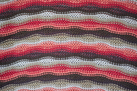 Abstract colored knitted background texture background surface