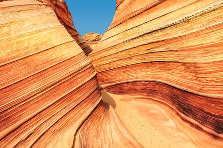 The Wave, Coyote Buttes North, Arizona photo