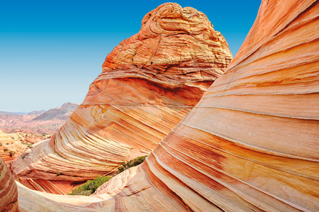 The Wave, Coyote Buttes North, Utah photo