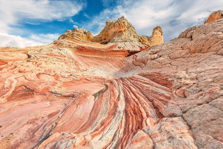 vermilion: White Pocket area of Vermilion Cliffs National Monument
