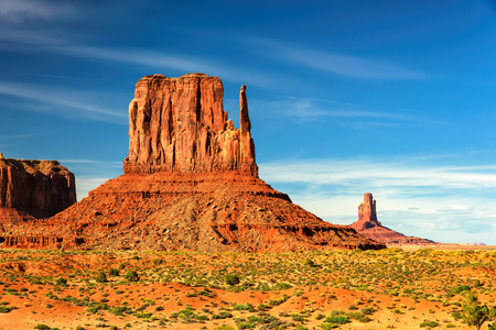 rock canyon: Monument Valley, Utah, USA