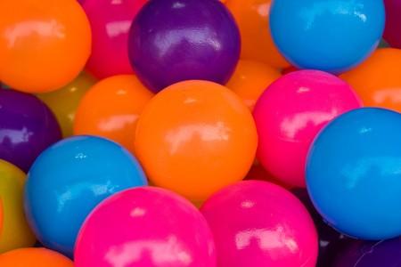 full color balls Stock Photo - 7179487