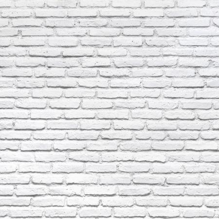 white brick: White brick wall for a background